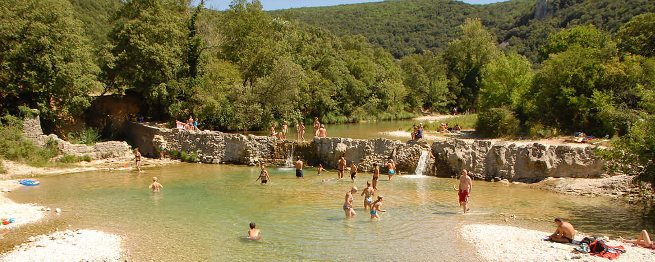 Ruoms-campings-Ardeche