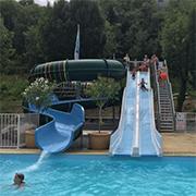 Ardeche-camping-Stacaravan-glijbaan-huren-Camping-La-Bastide-en-Ardeche-2