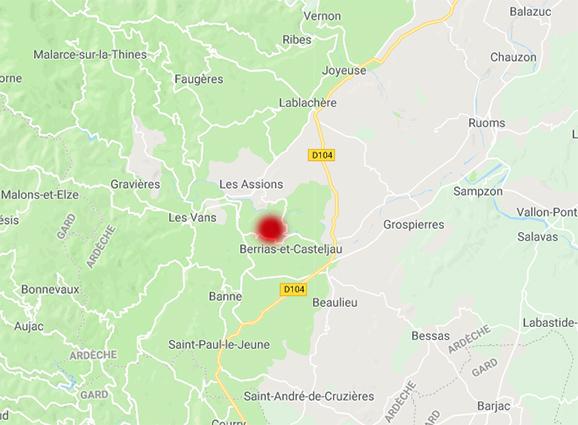 ligging-Bois-de-Paiolive-Ardeche-d252